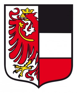 Wappen Glurns farbig
