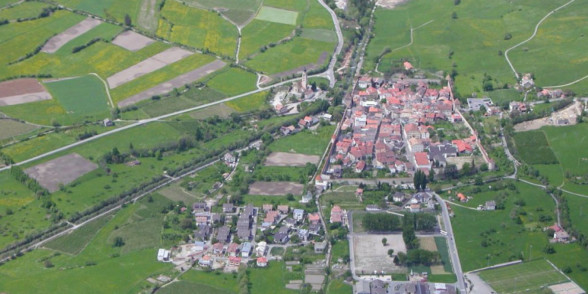 Glurns Town